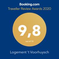 Cijfer: 9.8 op Booking.com